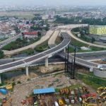 Konstruksi Jalan Tol Cengkareng-Batuceper-Kunciran Capai 86,46%