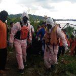Penjaga Pelabuhan yang Tenggelam di Mahakam Ditemukan Meninggal