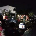 Tiga Rumah di Samarinda Hangus, Balita Meninggal Mengenaskan