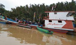 Kapal Feri Karam di Kutai Timur, Satu ABK Hilang