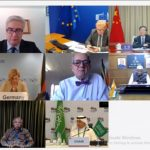 Pandemi, Menteri PUPR Ajak Negara G20 Perkuat Kerjasama Kelola SDA & Pertanian