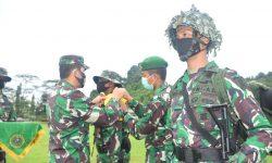 Prajurit 611/Awang Long Disiapkan Hadapi Operasi Situasi & Kontijensi Wilayah Kaltim
