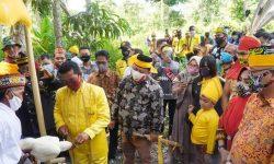 Pesta Adat Kampung Akan Diusahakan Masuk Dalam APBD