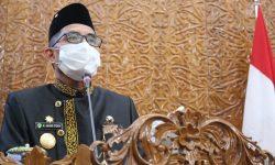 HUT Ke-21 Kutim: Diisi Sidang Istimewa DPRD dan Potong Tumpeng