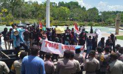 DPRD Nunukan Akan Paripurnakan Tuntutan Mahasiswa yang Menolak UU Cipta Kerja