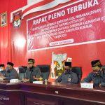 KPU Tetapkan DPT Pilkada Nunukan 117.763 Pemilih