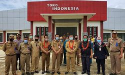 Bangunan Rampung, Pengoperasikan Toko Indonesia di Krayan Menunggu Listrik dan Air