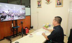 Pjs Gubernur Kaltara Buka Rakerda Gerakan Pramuka