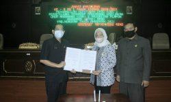 DPRD dan Pemkab Nunukan Setujui KUA-PPAS APBD Tahun 2021
