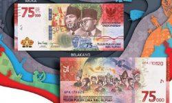 Kini, Lebih dari 9000 Cabang Bank Layani Penukaran UPK 75 RI