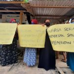 Warga Serayu Demo, Penyemprotan Disinfektan Setop Ternyata Gegara Duit Habis