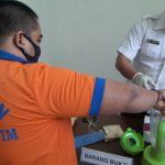 BNN Buru Pemilik 1,1 Kg Ganja Kering dari Kantor Ekspedisi di Balikpapan