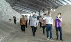 Menperin Susun Strategi Peningkatan Produktivitas Garam Rakyat