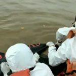 ABK Tanjung Pura XIX yang Tenggelam di Mahakam Ditemukan Tewas