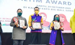Pengrajin Samarinda Raih Dekranasda Kaltim Award