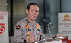 Densus Tangkap Terduga Teroris Jaringan Upik Lawanga di Palembang