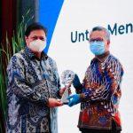 Berhasil Kendalikan Inflasi 4 Tahun, TPID Kota Samarinda Kembali Dapat Award