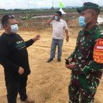 Dandim 0906/Tgr Yakin Lahan 100 Hektar Sepenuh Produktif Tahun 2022