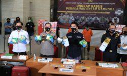 Bareskrim Tembak Mati Pengedar Narkoba Jaringan Nigeria-Jakarta