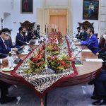 Presiden Joko Widodo Lakukan Pertemuan Bilateral Dengan PM Jepang Yoshihide Suga