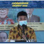 Stafsus Presiden Billy Mambrasar: Presiden Terus Berkomitmen Bangun SDM Papua