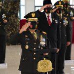 Upacara Virtual, Tidak Mengurangi Khidmat Peringatan HUT TNI ke-75 di Masa Pandemi