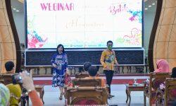 Webinar Bangun Optimisme Potensi Besar Pasar Batik Samarinda di Masa Pandemi