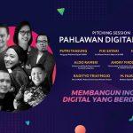 Program Pahlawan Digital UMKM, Inovator Diminta Bangun Inovasi yang Berdampak