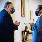 Terima Kunjungan Menlu AS, Presiden Bahas Isu Ekonomi Hingga Pertahanan