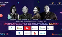 Kemenkop UKM Umumkan 10 Pahlawan Digital UMKM 2020