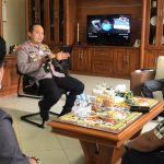 Waka Polresta Sampaikan ke Anggota DPRD Kaltim Proses Hukum Dua Mahasiswa Berlanjut