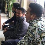 Prihatin Penahanan Dua Mahasiswa, Anggota DPRD ke Polresta Samarinda