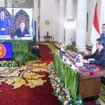 Presiden: RCEP Komitmen Perdamaian, Stabilitas, & Kesejahteraan di Kawasan
