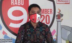 KPUD Nunukan Rapid Tes Seluruh Petugas Penyelenggara Pemilu