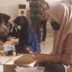 KPU Berau Mulai Menyortir Surat Suara Pilkada