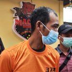 Mau Kabur ke Kalteng, Pembunuh Istri di Sambutan Diringkus Polisi