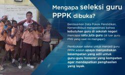 Seleksi Satu Juta Guru Honorer untuk PPPK Tetap Utamakan Kompetensi
