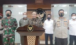 Pernyataan Pemerintah Terkait Situasi di Sigi, Sulawesi Tengah