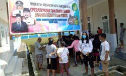 Bantu Masyarakat, Disperindag Kukar Gelar Operasi Pasar di Pedalaman