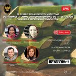 Luisa Velez Martines Integrasikan BudayaIndonesia – Meksiko dengan Tempe