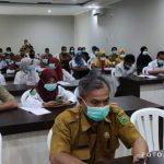 Petugas Kesling dan Surveilans Ikuti Orientasi Pencegahan dan Penanggulangan Keracunan Pangan