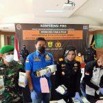 Bea Cukai Soetta-Polisi Gagalkan Penyelundupan 6 Kg Sabu Dalam Kemasan Pupuk