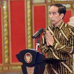 Presiden Jokowi Teken Perpres Tentang Strategi Nasional Keuangan Inklusif