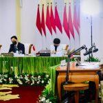 Di Forum WEF, Erick Thohir Jelaskan Tiga Fokus Indonesia Tangani Pandemi