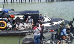 Balita Malaysia Tenggelam Terseret Ombak Ditemukan di Perairan Sebatik