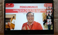 Lomba Karya Tulis & Foto Jurnalistik 2020 Telkomsel Pamasuka, Ini Pemenangnya