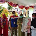 Peduli Sosial, Pertamina Beri Bantuan Urusan Kesehatan Warga Teluk Lerong Ulu
