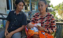 Derita Gizi Buruk, Berat Bayi  4 Bulan di Nunukan Ini Cuma 2,4 Kilogram