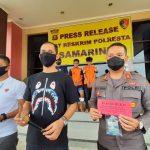 Polisi Tetapkan Dua Tersangka yang Mendorong Gusti ke Sungai Mahakam