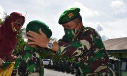 Yonif 611/Awl Bakal Tugas Operasi Pamtas di Papua, Pilihannya Hidup atau Mati